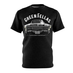 Green Fellas Bootlegger Jersey