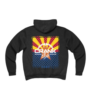 CS Arizona Chain Fleece Full-Zip Hoodie