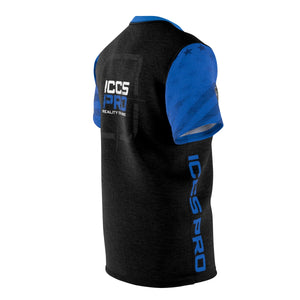 "ICCS Pro Blue ""GUN"" Training Tee"