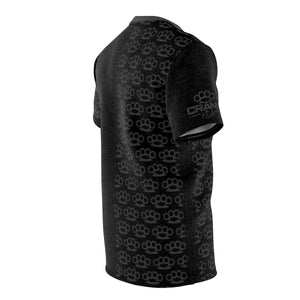 Brass Knuckle Black & Grey MTB Jersey