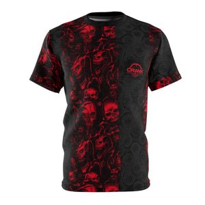 Red Skull & Chain MTB Drifit
