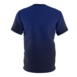 Blue Topo Live 2 Ride Tee