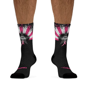 AZ Breast Cancer Awareness 3/4 MTB Socks