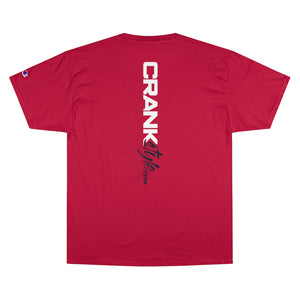 "CS Chain Emblem ""Champion"" Tee"