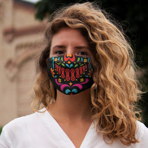 "CS Day of Dead ""Gearhead"" Snug-Fit Face Mask"