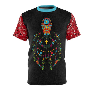 Men's Day of Dead GU DriFit MMA tee