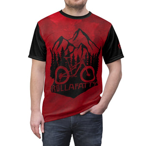 RED RollAFatty Dri-Fit III MTB JERSEY