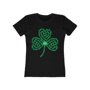 Shamrock ☘️ Ladies Tee
