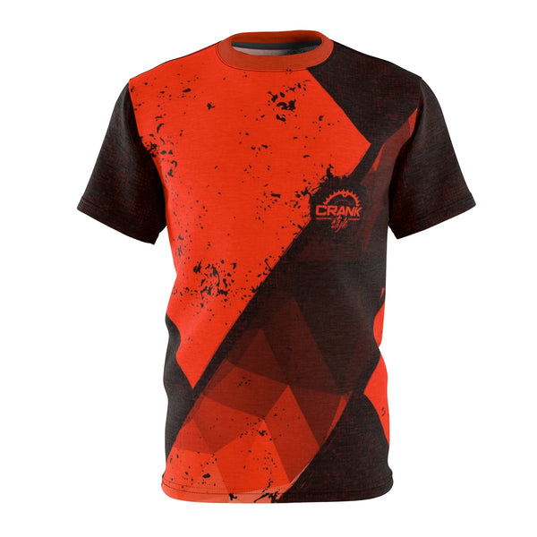 CS Orange Angle MTB DriFit Jersey