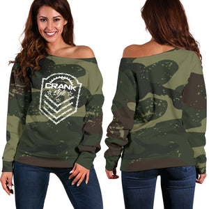 CS Camo Off Shoulder
