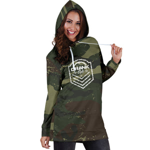 CS Camo Hooded Dress