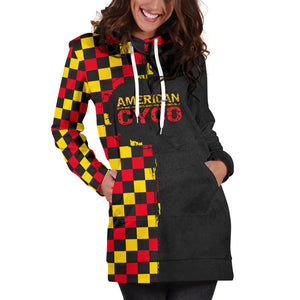 American CYCO Checkered Ladies