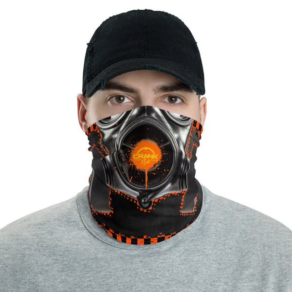 Gas Mask Face Mask / Neck Gaiter / Bandana