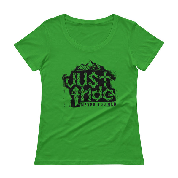 Ladies' Just Ride T