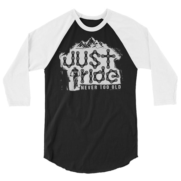 Just Ride Rocker Tee