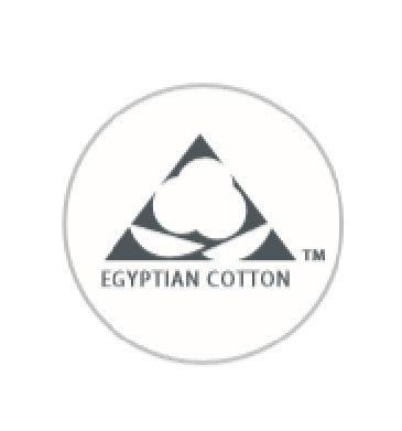 Care instructions Aquanova products symbol Egyptian cotton