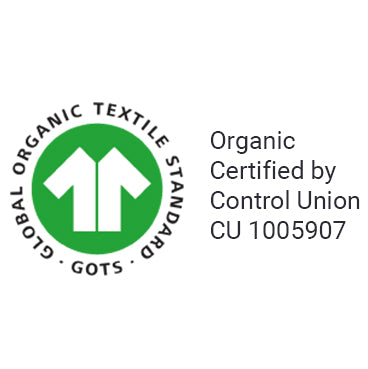 gots label - sustainable - global organic textille standard