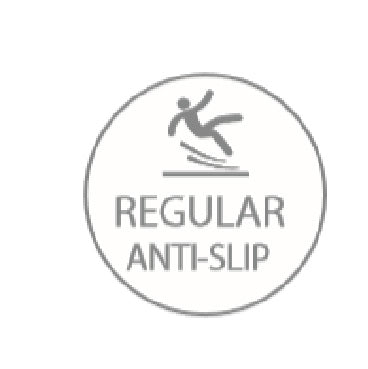 Regular anti-slip
