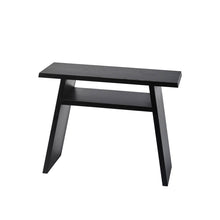 Load image into Gallery viewer, Mink bathroombench black
