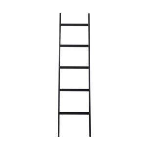 Mink towel ladder black