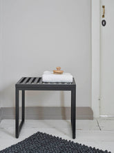 Load image into Gallery viewer, Orto bath bench black