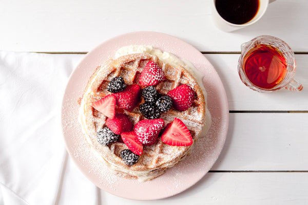 Recipes we love - Waffles