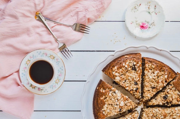 Recipes we love - Overnight coffee cake