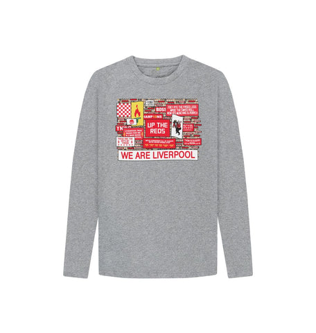 UTR Kids - Top Of The Kop Long Sleeve T-shirt .