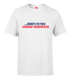 UTR - Here's To You Jordan Henderson