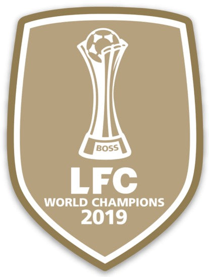 BOSS - World Champions - Sticker Pack