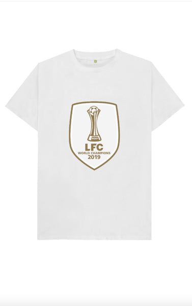 UTR Kids - BOSS - World Champions (White)