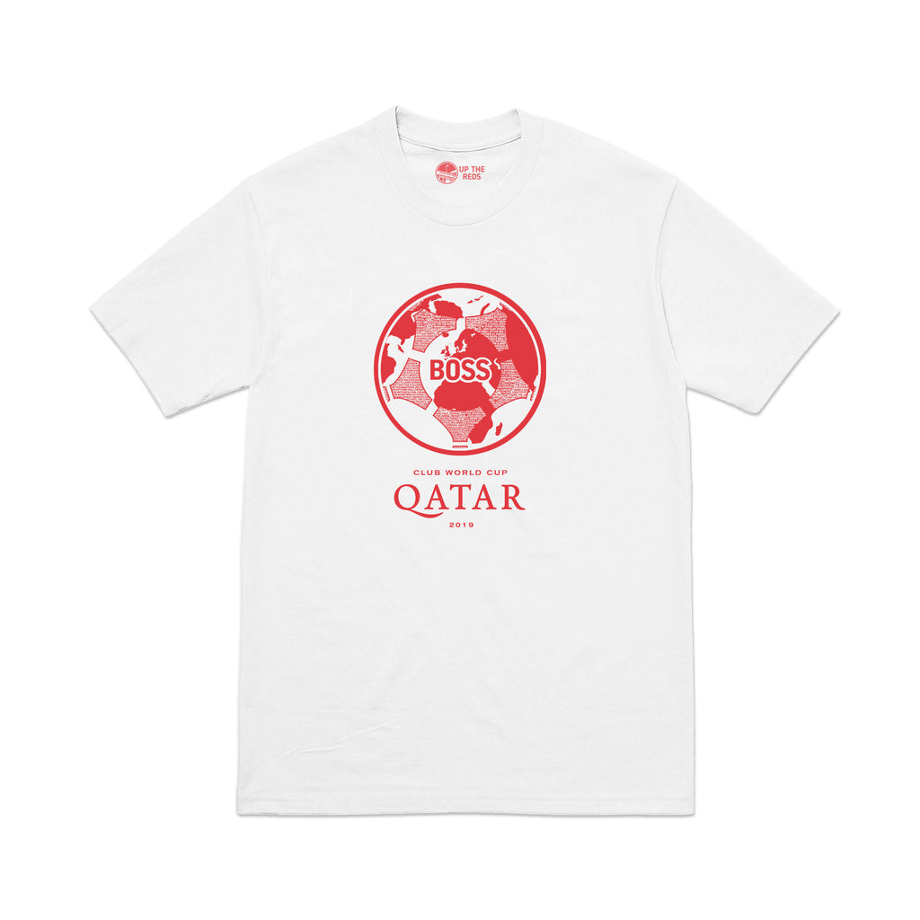 BOSS - Qatar 19 (White)