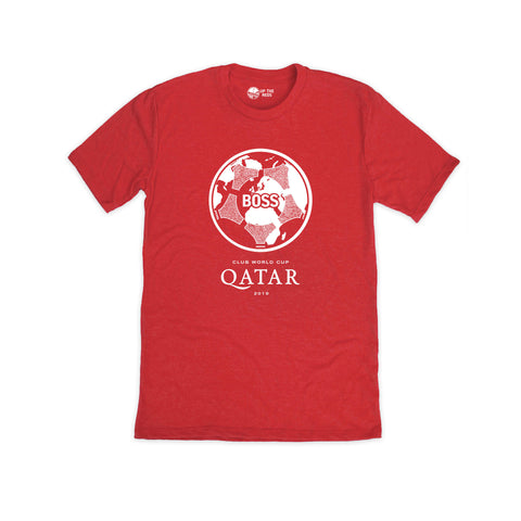 BOSS - Qatar 19 (Red)