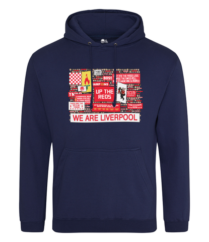 UTR Hoody - Top Of The Kop