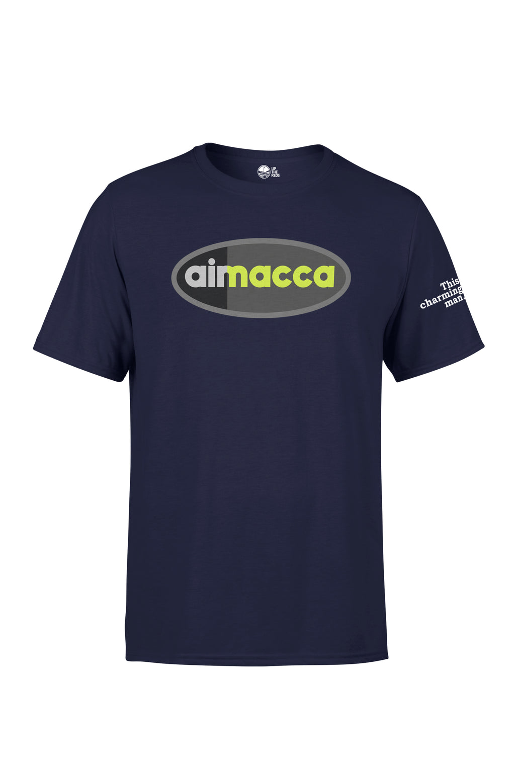 UTR x Jack McLoughlin - Air Macca - Green (Navy)