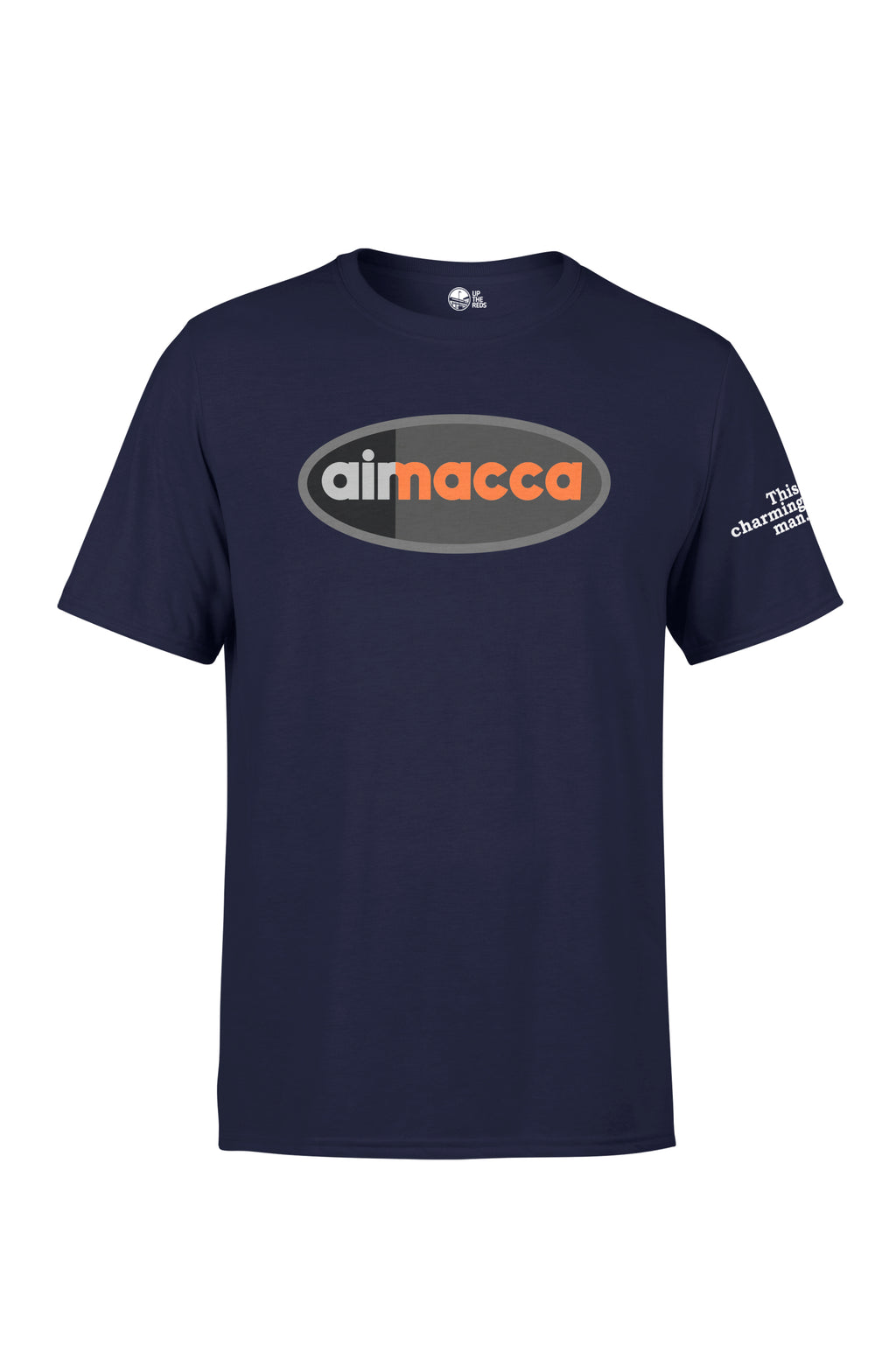 UTR x Jack McLoughlin- Air Macca - Orange (Navy)