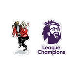UTR - Champions Sticker Pack