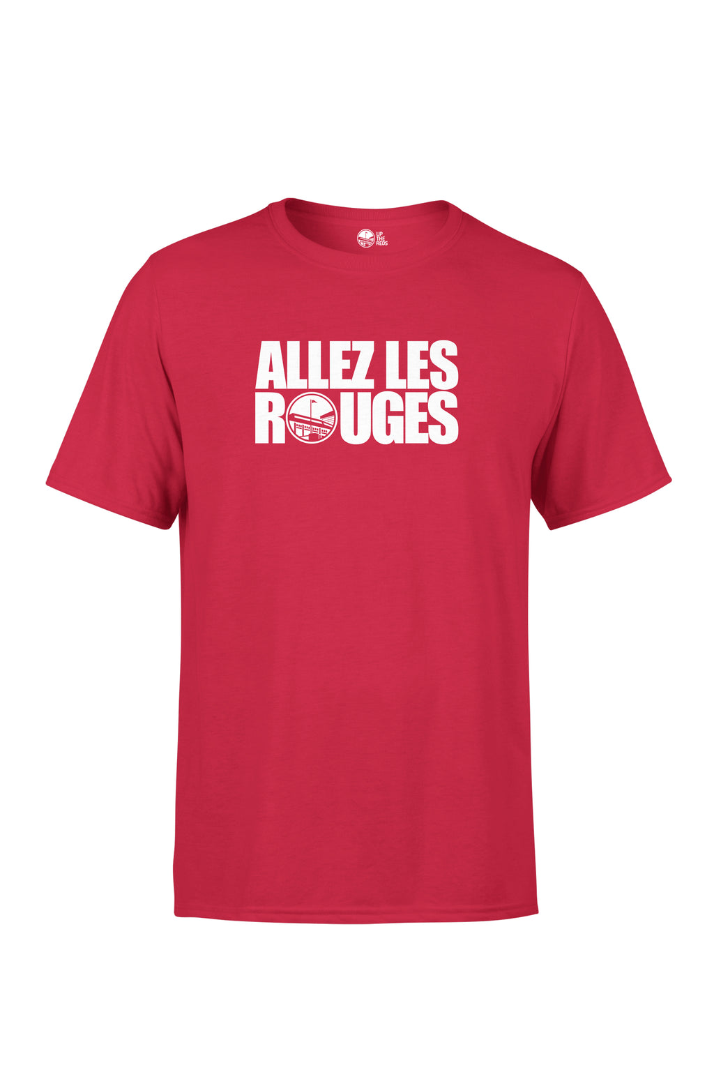 UTR - Allez Les Rouges (White Text)