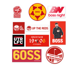UTR Sticker Pack #1
