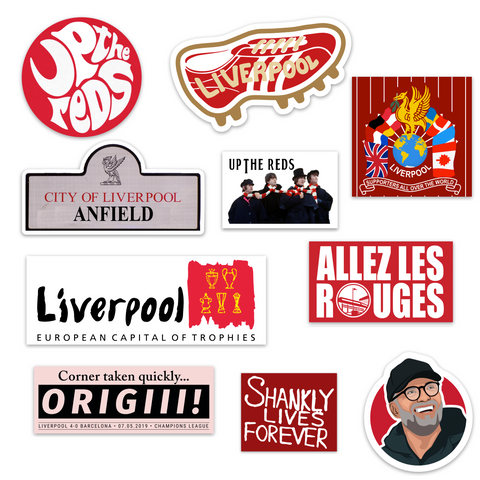 UTR Sticker Pack #4