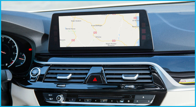 How To Update BMW or MINI Navigation Maps?