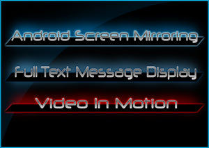 Android Screen Mirroring Full Text Message Display Video In Motion (Nbt Evo) Oemcarmultimedia.com Car Multimedia Ltd