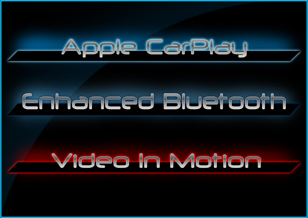 Apple Carplay Enhanced Bluetooth Video In Motion (Nbt Evo) Oemcarmultimedia.com Car Multimedia Ltd