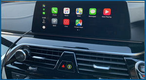 Apple Carplay Full Screen