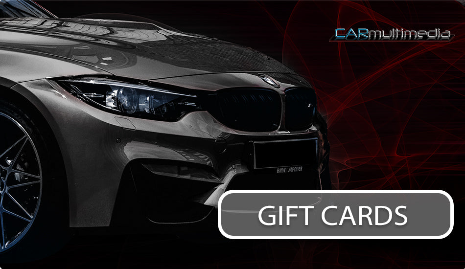 Gift Cards for BMW owner | Exclusive Voucher
