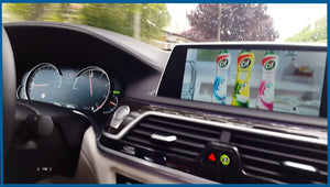 Video In Motion allows you to watch videos on your iDrive at any speed
