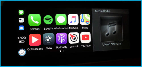 Apple Carplay Activation allows you to share your iPhone apps on your iDrive screen