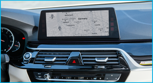 Road Map Europe Next 2019-2 mini BMW NAV Update