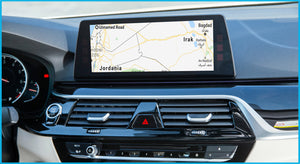 Middle East Route 2020 maps for BMW and MINI