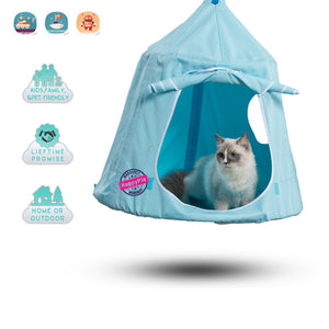 HAPPYPIE Pet Fun House Comfortable Hanging Hammock
